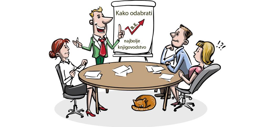 Kako odabrati računovodstveni sistem - Vesti - Best-economy.com